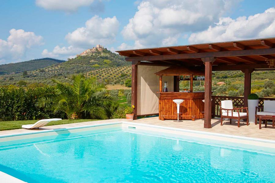 Casa melani piscina e giardino ad uso esclusivo - Casa vacanza con piscina ad uso esclusivo ...
